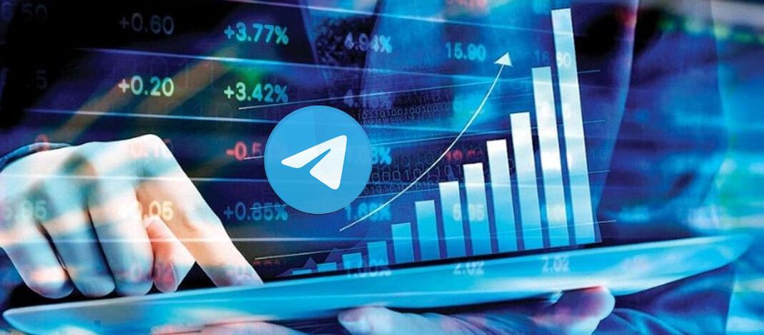 تلگرام در بورس